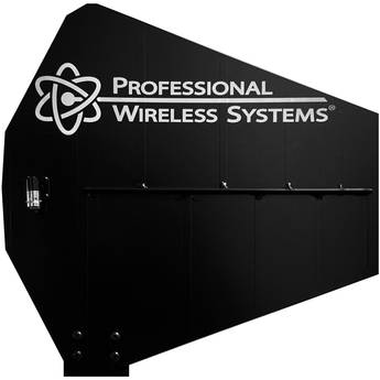 Professional Wireless Systems LPDA Shark Fin Antenna (470 to 806 MHz)