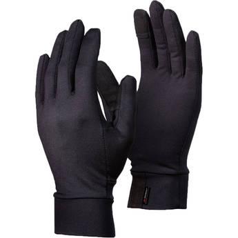 Vallerret Power Stretch Pro Liner Photography Gloves (Large, Black)
