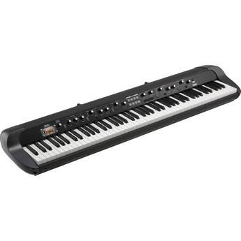 Korg SV-2 88-Key Vintage Stage Piano (Black)