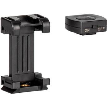 Sunpak Smartphone Mount & Bluetooth Remote