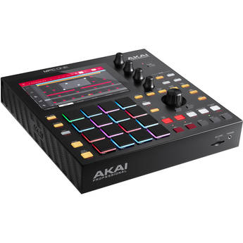 Akai Professional MPC One Standalone Music Production Center with Sampler and Sequencer