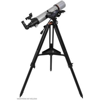 Celestron StarSense Explorer DX 102AZ 102mm f/6.5 AZ Refractor Telescope