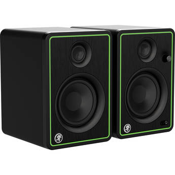 """Mackie CR4-XBT Creative Reference Series 4"""" Multimedia Monitors with Bluetooth (Pair)"""