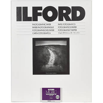 "Ilford MULTIGRADE RC Deluxe Paper (Pearl, 3.5 x 5"", 100 Sheets)"