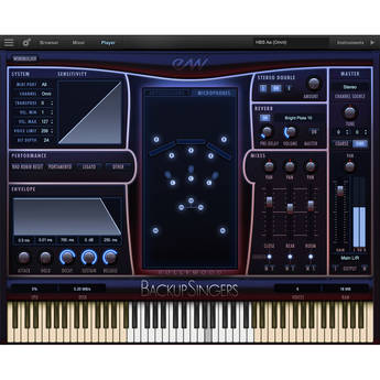 EastWest Hollywood Backup Singers Virtual Instrument Plug-In (Download)