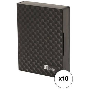 """CRU-DataPort DriveBox 3.5"""" Hard Drive Anti-Static Case (10-Pack)"""