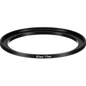 Cavision 67 to 77mm Threaded Step-Up Ring