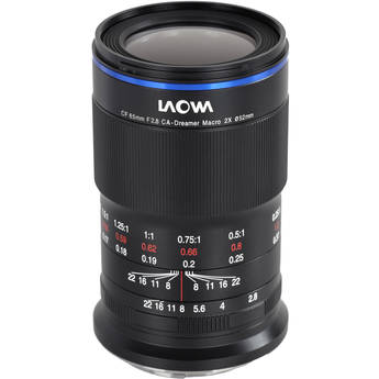 Venus Optics Laowa 65mm f/2.8 2x Ultra Macro APO Lens for FUJIFILM X