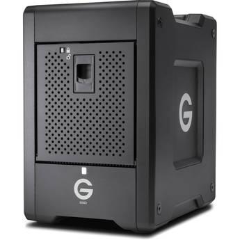 G-Technology 32TB G-SPEED Shuttle 8-Bay Thunderbolt 3 SSD RAID Array (8 x 4TB)