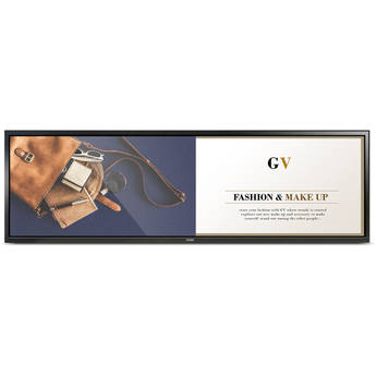 """GVision USA 37"""" Super Wide LCD Display"""