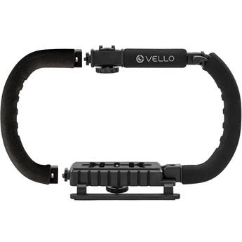 Vello VB-2000 ActionPan Pro Stabilizing Action Grip/Handle