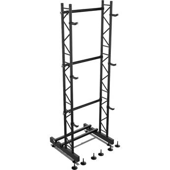 CHAUVET PROFESSIONAL Ground Support 2 Kit Floorstanding Video Wall Support for F Series Displays