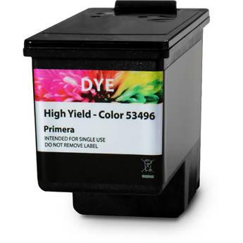 Primera LX600/610 High Yield Color Dye Ink Cartridge
