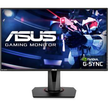 """ASUS VG278QR 27"""" 16:9 165 Hz Adaptive-Sync TN Gaming Monitor"""