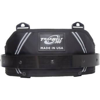 TRAKBELT360 Gear Belt (Medium, Black)