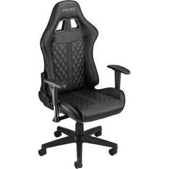 Spieltek 100 Series Gaming Chair (Black)