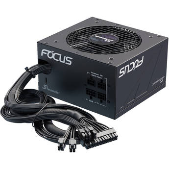 SeaSonic Electronics FOCUS GM 550W 80 Plus Gold ATX Power Supply