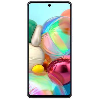 Samsung Galaxy A71 SM-A715F Dual-SIM 128GB Smartphone (Unlocked / Prism Crush Black)