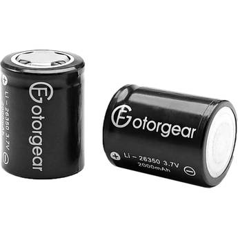 Fotorgear Rechargeable Batteries for Magilight (Set of 2)