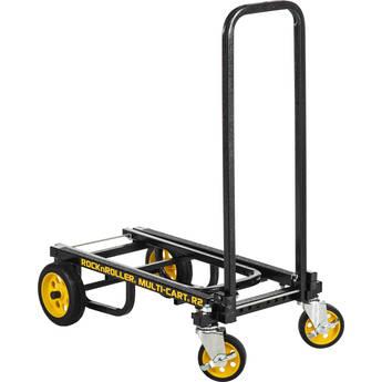 MultiCart 8-in-1 Equipment Transporter R2RT Micro (Black)