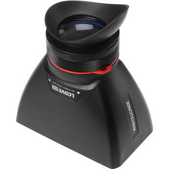"""Kinotehnik Viewfinder for SmallHD FOCUS HDMI, BMPCC 6K/4K with 5"""" LCD Screen"""