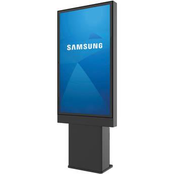 Peerless-AV Outdoor Single Display Menu Board For Samsung OH55F