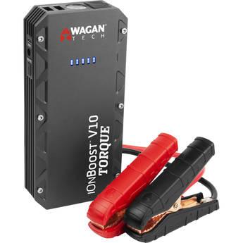 WAGAN iOnBoost V10 TORQUE Jump Starter and Battery Bank