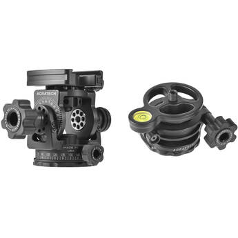 Acratech Panoramic Head with Leveling Base Kit