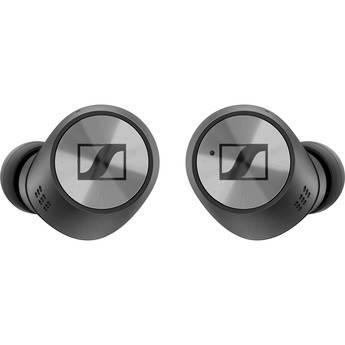 Sennheiser MOMENTUM True Wireless 2 Noise-Canceling In-Ear Headphones (Black)