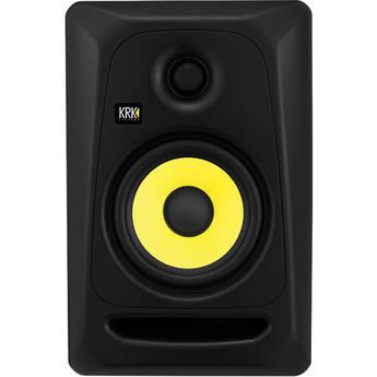 KRK Classic 5 Near-Field 2-Way Studio Monitor (Black)