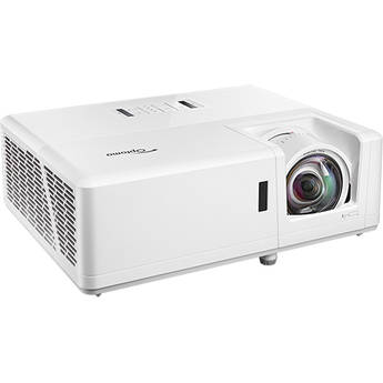 Optoma Technology GT1090HDR Full HD Short-Throw Laser DLP Projector