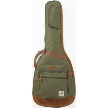 Ibanez Powerpad Gig Bag for Electric Guitar (Moss Green)
