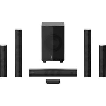 Enclave Audio Technologies CineHome Pro CineHub Edition 5.1-Channel Wireless Home Theater System