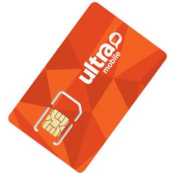 Ultra Mobile 12-Month 1GB Plan Sim Kit