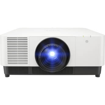 Sony VPL-FHZ131L/W 13,000-Lumen WUXGA Laser 3LCD Projector (White, No Lens)