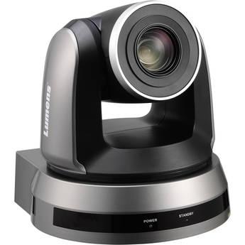 Lumens 20X Optical Zoom PTZ Video Conferencing Camera (Black)