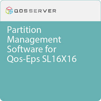 Qos-Eps Partition Management Software for Qos-Eps SL16X16