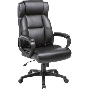 Lorell Soho High-Back Leather Executive Chair