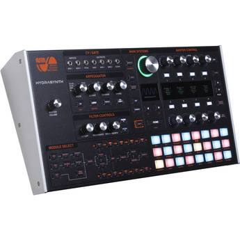 ASM Hydrasynth Rack Digital Wave Morphing Synthesizer (8 Voices)