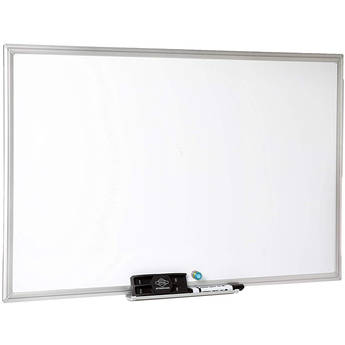 """Offex Wall-Mounted Dry Erase Magnetic Whiteboard (24 x 36"""")"""