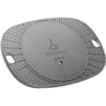 Ergoguys Backapp 360 Balance Board Ergonomic Adjustable Tilt (Light Gray)