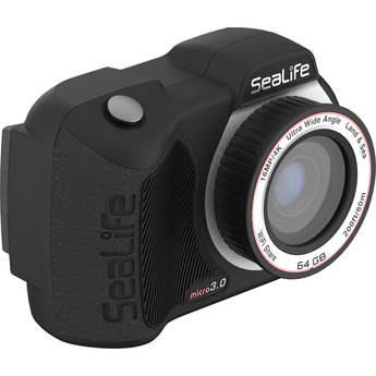 SeaLife Micro 3.0 Digital Underwater Camera
