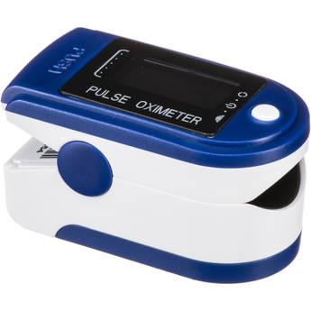 Contec Deluxe Pulse Oximeter Blood Oxygen Level Monitor