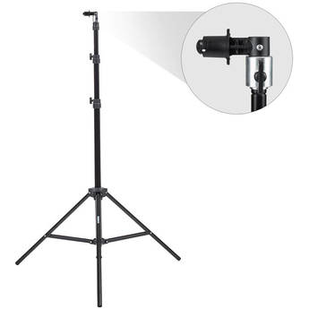 Fovitec Clip Stand Kit for Pop-Up Backgrounds and Reflectors (7.5')