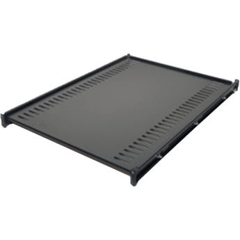 """APC Fixed Shelf for NetShelter and Other 19"""" Racks (250 lb Rated, 1 RU)"""