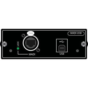 Soundcraft MADI-USB Combo Option Card for Si Series Consoles