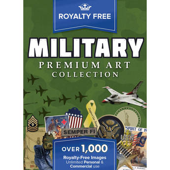 Encore Royalty-Free Premium Military Images for Mac (Download)