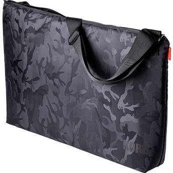 SEQUENZ Soft Case for Small Korg Keyboards (Black Camouflage)