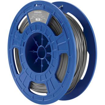 Dremel 3D 1.75mm PLA Filament (0.75 kg, Silver)