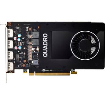 HP Quadro P2200 Graphics Card